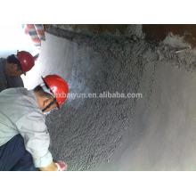 Masse d'éperonnage de masse de graphite pour fondre l'acier inoxydable à haute teneur en carbone