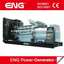 ENG - Grupo electrógeno tipo contenedor / abierto de 20 pies