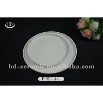 """hot sale 12"""" ceramic pizza plate"""