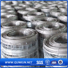 Galvanized Wire Metal Cattle Fence Panels