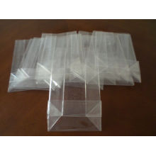 Light Weight Plastic Square / Block Bottom Cello Bags For Cookies , Candy , Snack