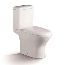 1201A Toilette en céramique à deux pièces Vente chaude