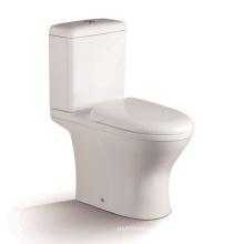 1201A двухкусочный керамический туалет горячая Продажа