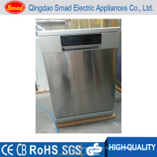 Home Kitchen Appliance Fully Automatic Stainless Steel Freestanding Dishwasher