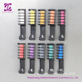 Fashion Berkualitas tinggi Temporary Color Hair Chalk Comb