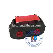 Cartucho de franquia de correio Postal postal carimbar compatível tinta vermelha Nepost sm22 sm26 cartucho de fita