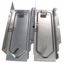 Emboutissage de métal et emboutissage de béton pour pièce d'emboutissage en métal