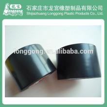 Hecho en hebei, China cinta de PVC negro de conducto