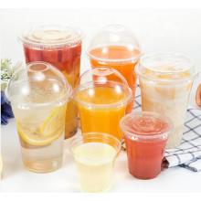 Plastic Beverage Bottle Juice Bottle 16oz Disposable Clear Pet Low Prices