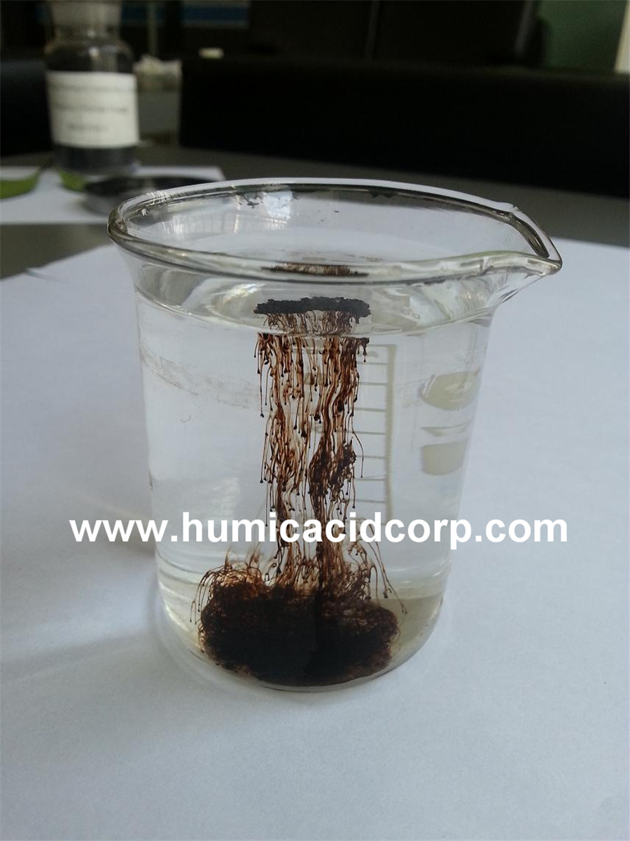 Potassium Humate Water Solutions