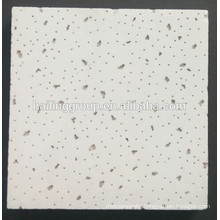 2018 new made in China 10mm 12mm 15mm 19mm acoustic mineral fiber ceiling tiles board