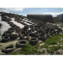UV Stabilized Plastic silage bunker covering