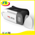 Customized Brand Plastic Vr Headset Vr Box with Headstrap Smart 3D Glasses Virtual Reality