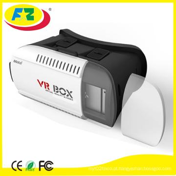 Personalizado marca plástico Headset de Vr Vr caixa com desbotar Smart 3D óculos de realidade Virtual