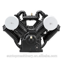10hp CE certificate air compressor head pump for sale