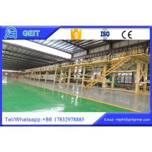 Aluminium color coating line