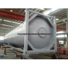 51000L T50 LPG-Tank Container von ASME U2, CCS, Lr mit Ventilen zugelassen