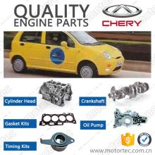 Pièces d'origine du moteur Chery QQ chery pièces de rechange 372-1005032 / 472-1003040AB / 372-1011030