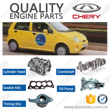 Oe Quality Chery Qq Engine Parts Chery Spare Parts 372 1005032 472 1003040ab 372 1011030 China Manufacturer
