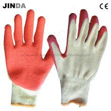 Строительные работы Латексные защитные перчатки (LS010)
