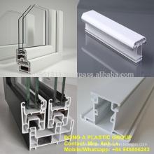 Vietnam price heat insulation, UV resistance uPVC Profile Door and Window