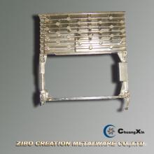 El motor servo de la alta calidad 0.6KG muere la cubierta de aluminio del radiador del coche del bastidor