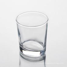 Vaso de vidrio de forma única de 250 ml