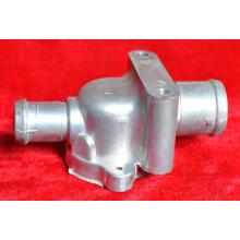 De aluminio a presión piezas de fundición de tubería de conexión