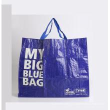 bolsa de compras não tecida saco promocional