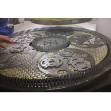 Retificadora de superfície de peças de motor de alta precisão