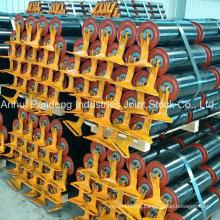 Hinged Conveyor Roller for Belt Conveyor