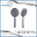 3 Functions ABS Plastic Bathroom Hand Held Showers, Shower Head