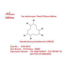 Hexabromcyclododecan HBCD Flammschutzmittel