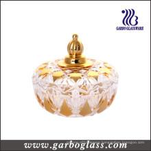 Plating Glass Sugar Jar (GB1843ZS/D)