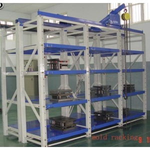 Multi-functional Shelves Mould Opbergrekken