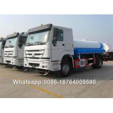 Sinotruk Howo Inox Camión cisterna de agua