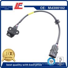 Auto Sensor de posición del cigüeñal Sensor del indicador del transductor de velocidad del motor Md300102, J5t25271, 89054268, Ss10048 para Mitsubishi, Chrysler, Dodge, GM, estándar