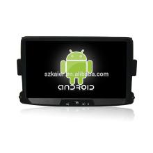 В Android 6.0 - полный сенсорный экран автомобиля DVD GPS для Рено Дастер/Логан/Сандеро +многоядерный +ОЕМ+фабрики сразу !
