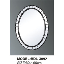 5mm Thickness Silver Glass Bathroom Mirror (BDL-3092)
