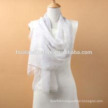 Japan Brand Scarf Paisley UV Protection Silk Shawl