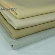 Shoe Lining Pure Leather Fabric Super Abrasion Resistant Microsuede Leather