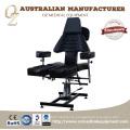 Новый дизайн лечебный массаж кашель Многофункциональный гидравлический черный цвет татуировки стулья, низкий столик лечение Цена