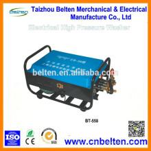 BT558 1-2.5Mpa 30L / Min 2.2KW Lavador de carro portátil Arruela de alta pressão