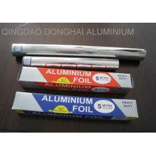 Aluminiumfolie für den Hausgebrauch
