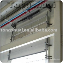 vertical lifting door
