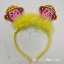 Cartoon Headband for Customized Promotional Gifts