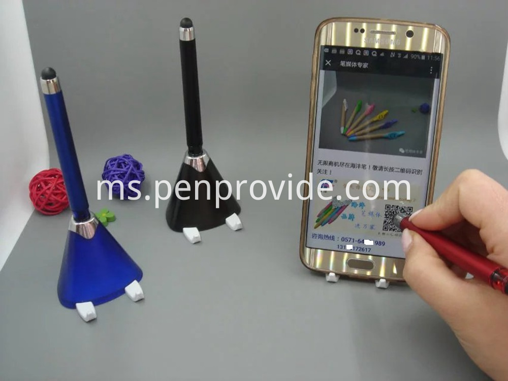 Promotional Desk Pen with Stylus