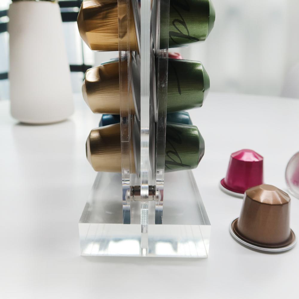 Acrylic Coffee Pod Holder