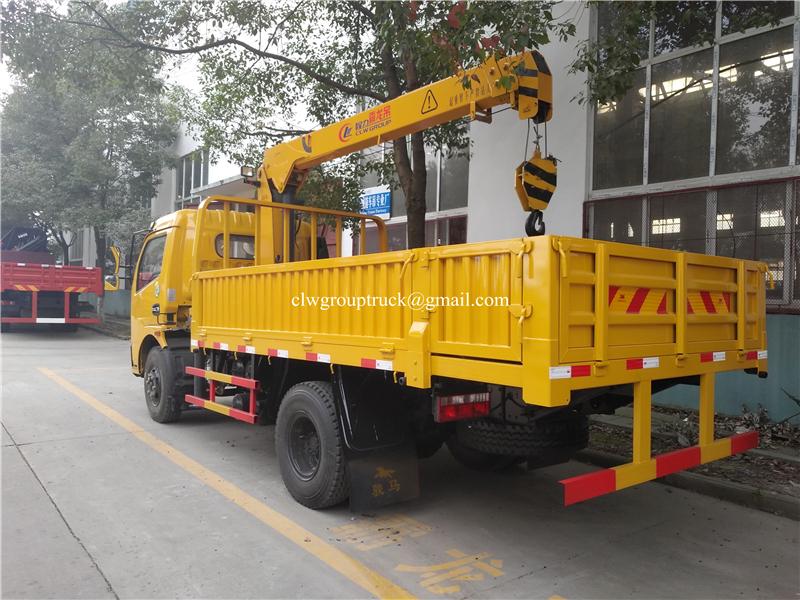Crane Truck 7