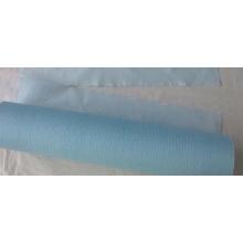 Serviette de papier de protection sans ligne de coupe Dfmp001